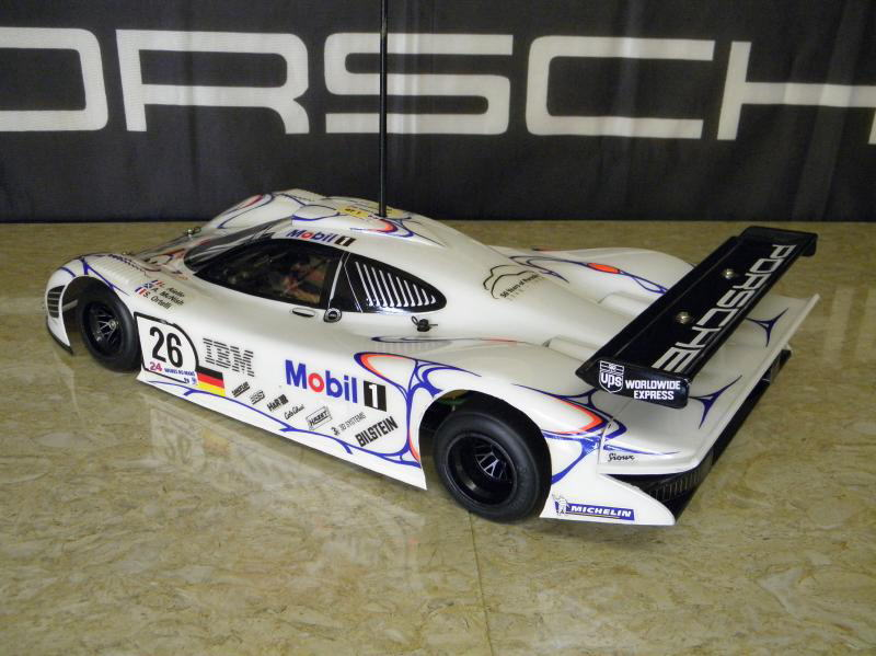 porsche 911 gt1 rc tamiya rc 1 10 porsche 911 gt1 ta03r s. Black Bedroom Furniture Sets. Home Design Ideas
